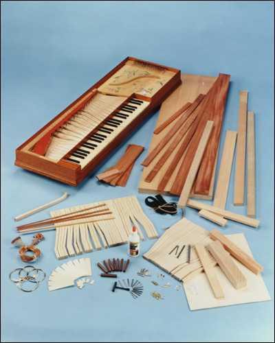 lap harpsichord - photo #28